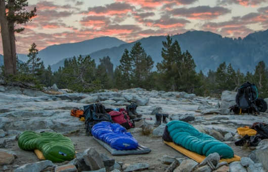 The Best Ultralight Sleeping Bags