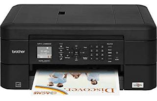 Brother MFC-J485DW Driver Scanner Software