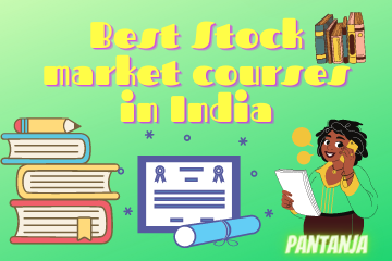 Best Stock Market Courses in India.