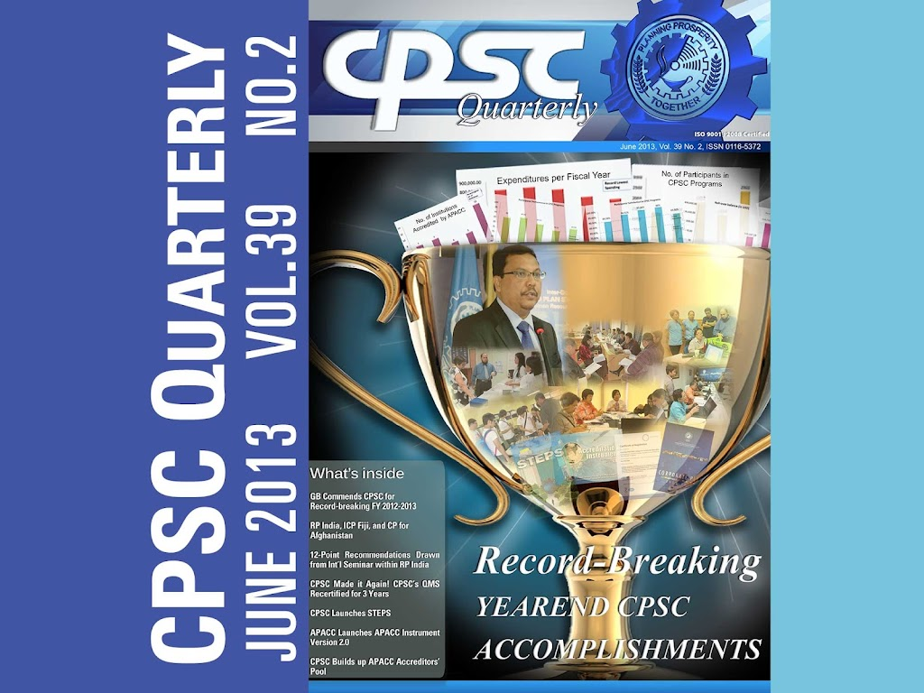 CPSC Quarterly June 2013