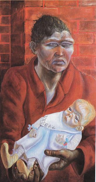 ' Time Family German Artist Otto Dix 1891-1969