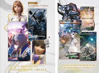 MOBIUS FINAL FANTASY Mod Apk Mod Instant Break Enemy for android
