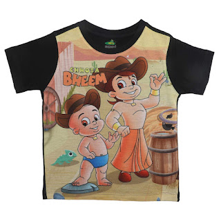 chota bheem t shirt | buy chota bheem t shirts for kids