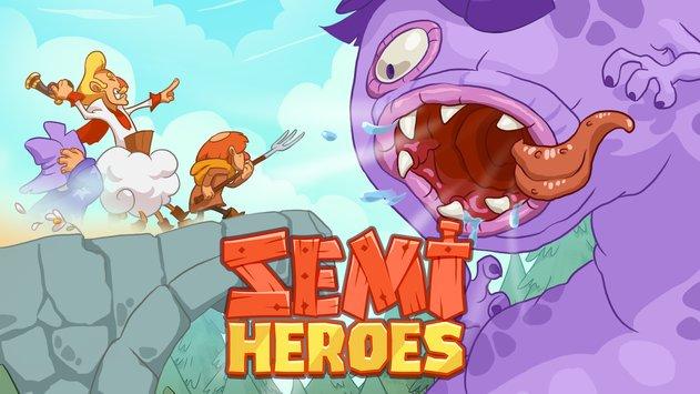 Semi Heroes: Idle Battle RPG Apk