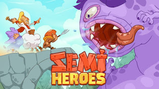 Semi Heroes: Idle Battle RPG Apk