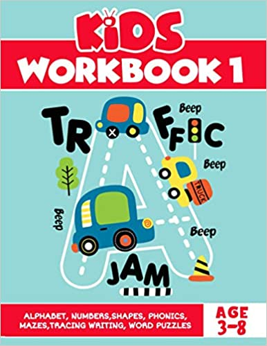Download Additional Bonus FREE Content with this Purchase! Kids workbooks are a series of 3 different workbooks designed to equip little ones with vitally necessary skills during early child development.