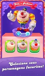 O Mais novo jogo da familia candy crush