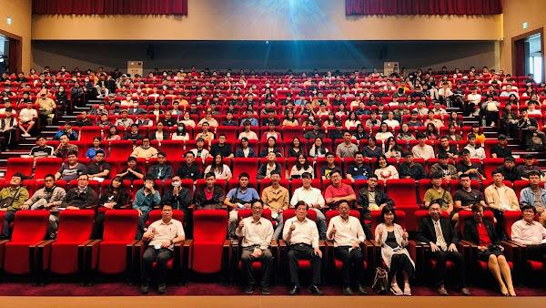 台積電赴彰化師範大學校園徵才 吸引逾500名學子參與