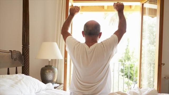 Estudio: Los que madrugan tienen menos riesgo de sufrir depresión