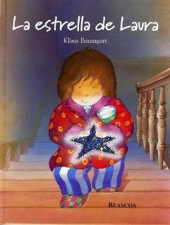 Libro infantil La estrella de Laura - portada