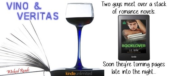 Two guys meet over a stack of romance novels. Soon they're turning pages late into the night...