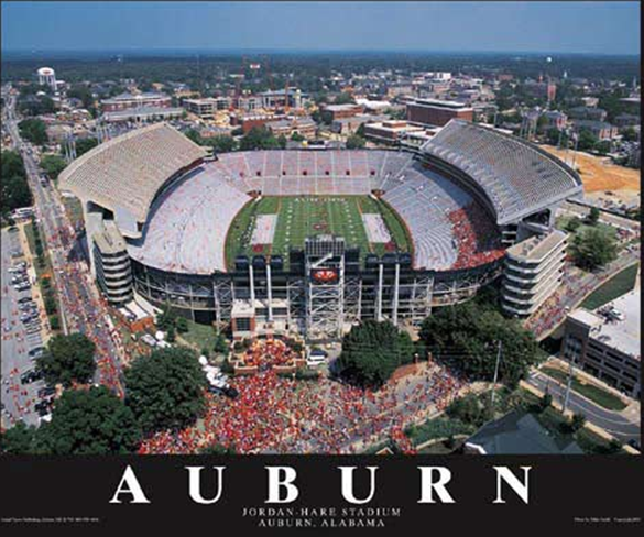 The Great Sports Debater: The 10 Largest Stadiums In