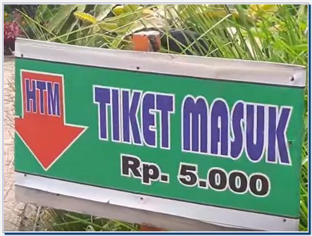Harga Tiket Masuk wisata Soko Langit