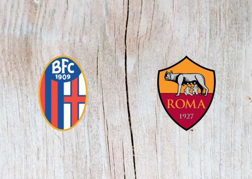 Bologna vs Roma Full Match & Highlights 23 September 2018