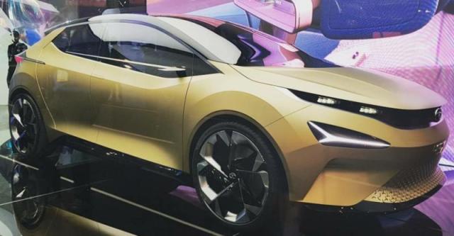 Upcoming Cars From Tata Motors - Upcoming auto shows