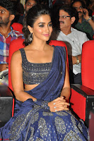 Pooja Hegde choli saree at DJ Duvvada Jaggannadham music launch ~  Exclusive 13.jpg