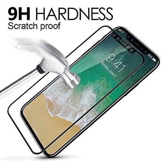 Gorilla glass phone screen protector