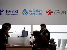 New York Stock Exchange scraps plan to delist Chinese telecom companies on Monday