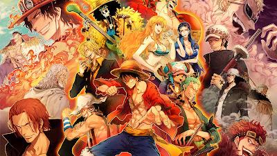 Kumpulan Gambar Wallpaper One Piece HD Terbaru 2016