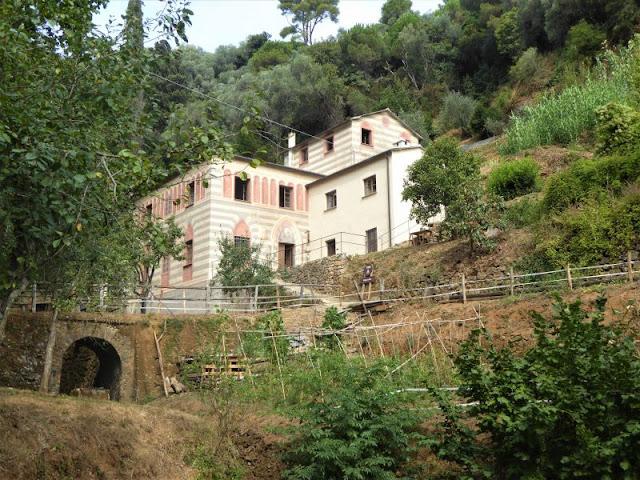 Eremo Niasca Portofino