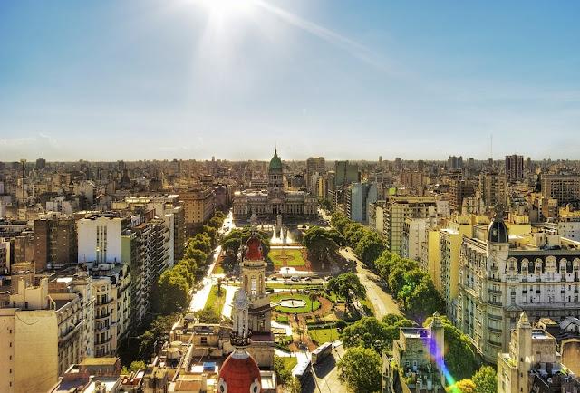 Clima e temperatura em Buenos Aires