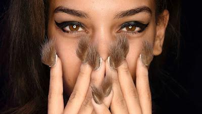 Uñas peludas la nueva tendencia-TuParadaDigital