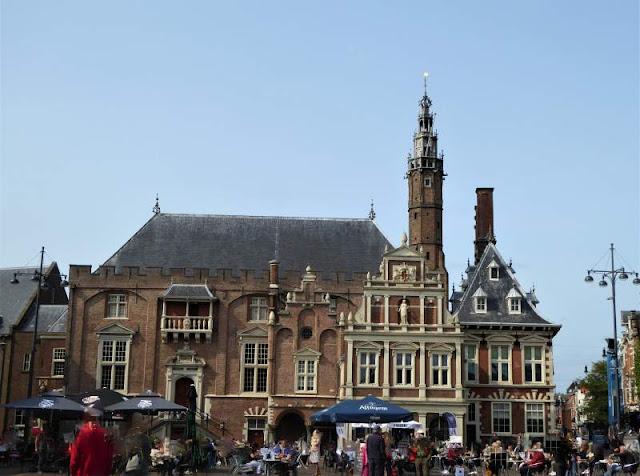 Standhuis a Haarlem