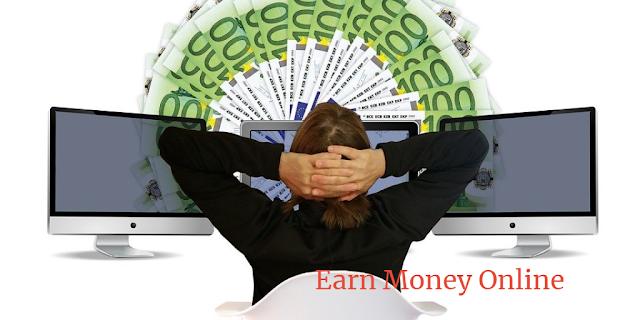 6 cara menghasilkan uang secara online hanya duduk dirumah saja