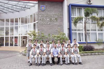 sekolah pendidikan Kristen