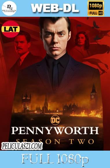 Pennyworth (2021) Full HD Temporada 2  WEB-DL 1080p Dual-Latino