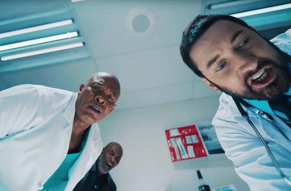 Eminem - Godzilla ft. Juice WRLD | Musikvideo des Tages
