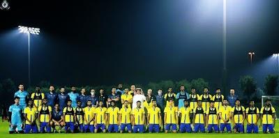 جماهير النصر يعيشوا موقف صعب بعد خسارة الفريق بركلات الترجيح