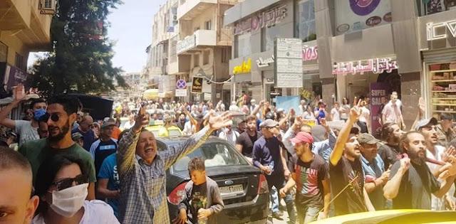 Suriah Bergolak, Protes Meletus Tuntut Penggulingan Rezim Bashar Al Assad