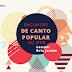 Inscrições abertas para o primeiro Encontro de Canto Popular do IFPE