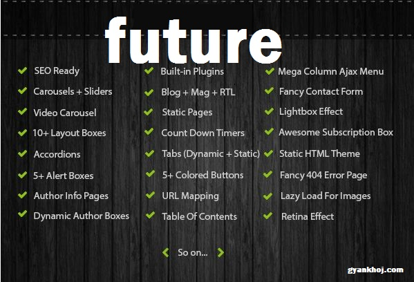 Seo ready blogger template download kare