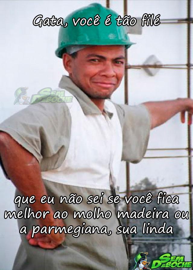 CANTADA #82 - PEDREIRO