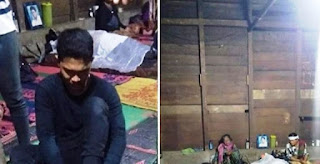 Viral, Seorang Anak di Humbahas Tinggalkan Jenazah Ayah Untuk Ikuti Tes di Kepolisian