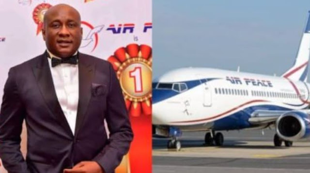 Air Peace Chairman denies fraud, money laundering allegations
