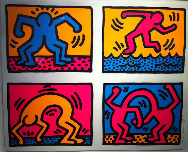 surfin estate blog surf culture surfboard skateboard music art lookbook fashion trend mode keith haring taglialatella galerie paris gallery vincent lemanceau arthur nelli