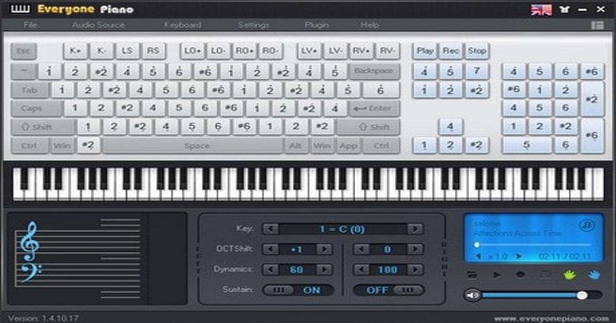 hướng dẫn sử dụng everyone piano