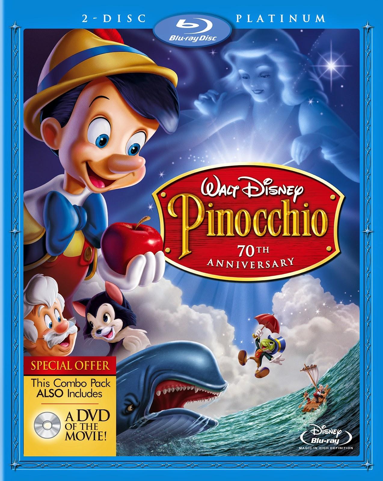 Pinocchio น็อคคิโอผจญภัย [HD][พากย์ไทย]
