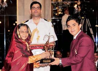 Sunil Chhetri awards