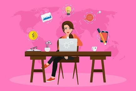 Pekerjaan Freelance Paling Banyak Dicari
