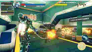 Game Iron Man Android