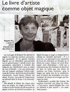 Thionville, salon du livre d'artiste  2011