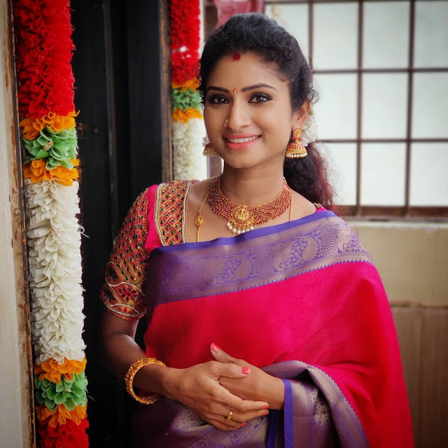 Vishnu Priya  (Indian Actress) Wiki, Biography, Age, Height, Family, Career, Awards, and Many More...