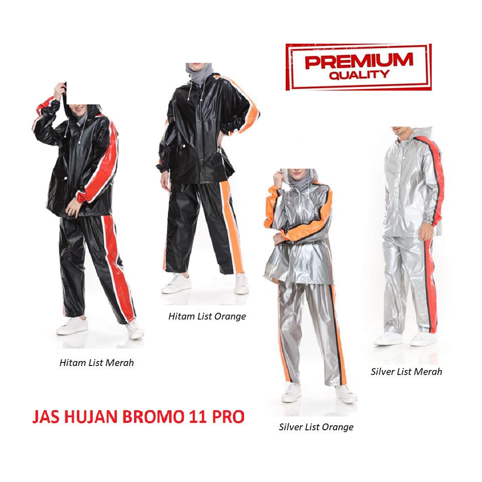 Jas Hujan Bromo 11 Pro