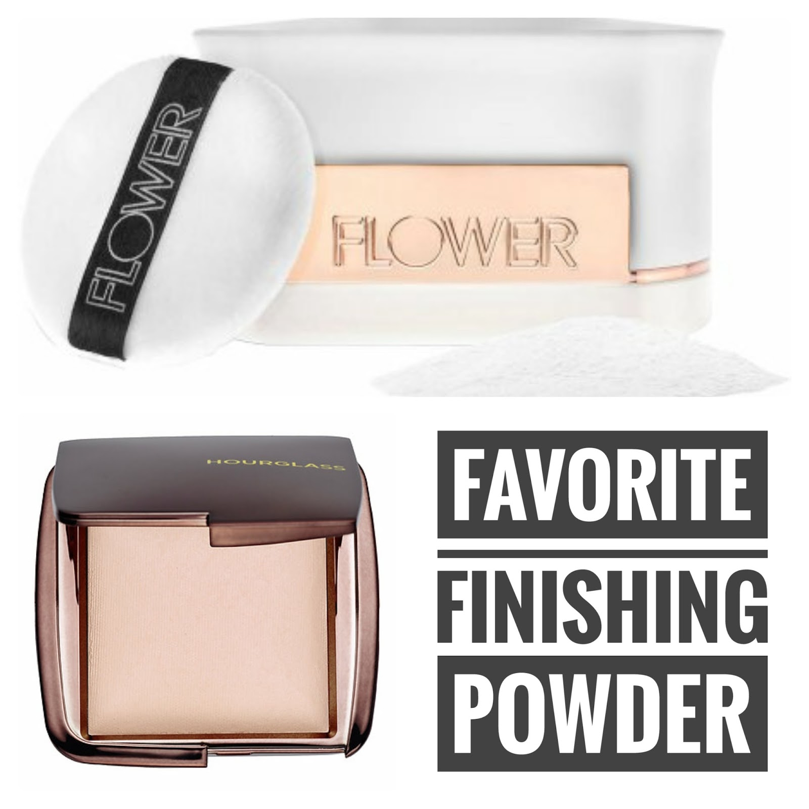 the best finishing powders