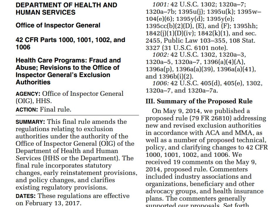 Discoveries in Health Policy: Brief Blog: Medicare Continually ...