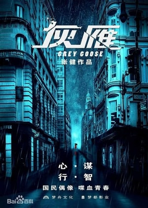 Grey Goose 2022, Chinese Drama, Release, Cast